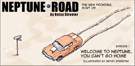 Neptune Road title