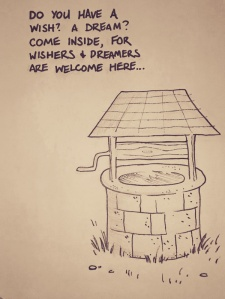 Wishing Well-web