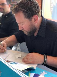 Alex Schumacher Signing