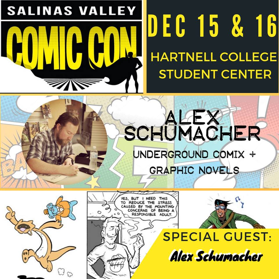 Salinas Valley Comic Con