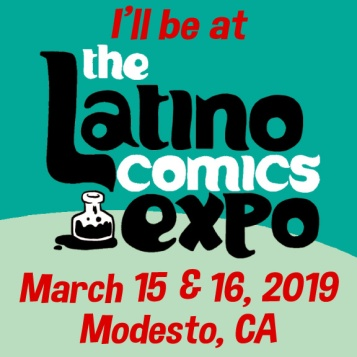 Latino Comic Book Expo