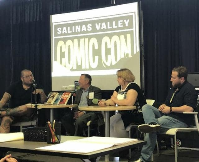 Salinas Valley Comic Con Panel