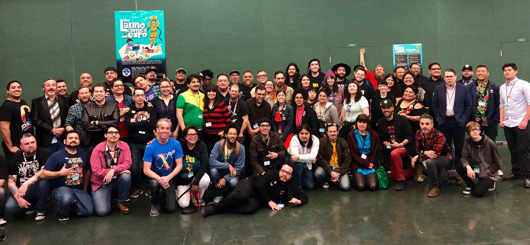 Latino Comic Book Expo 2019