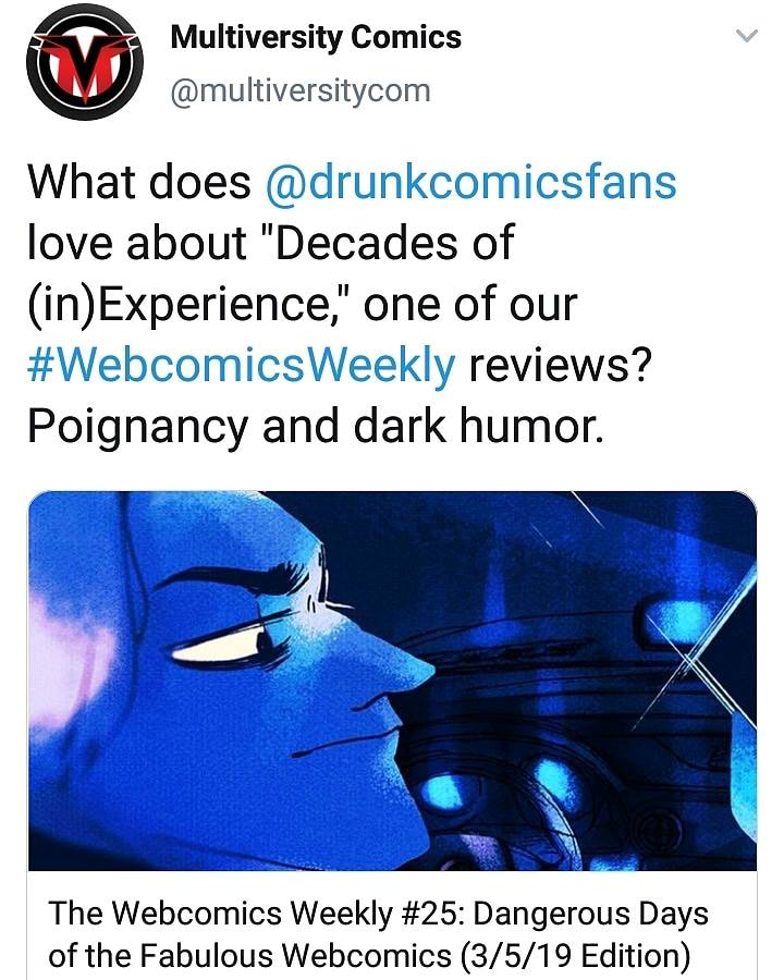 Multiversity Comics Review