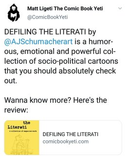Defiling the Literati Review