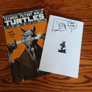 Andy Kuhn Comics