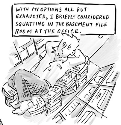 Betsy Streeter Cartoons
