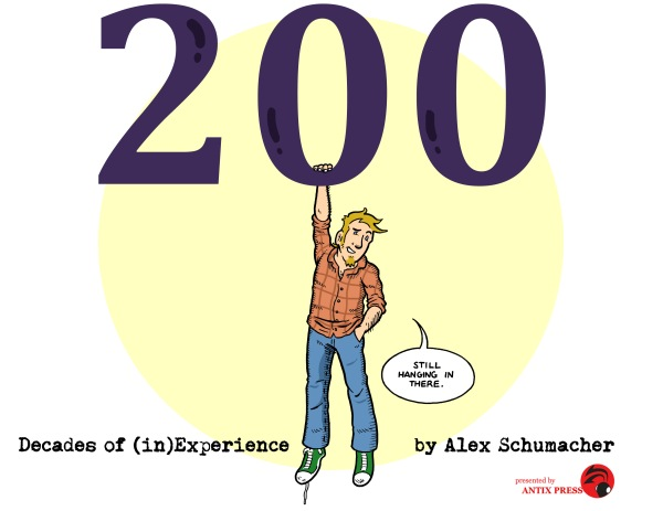 Decades of (in)Experience 200th Episode